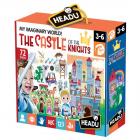 Puzzle Castelul cavalerilor72pcsHeadu3 6ani