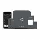 Kit de securitate wireless Veho Cave Smart Home cu hub PIR senzori