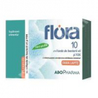 Flora 10 miliarde de bacterii vii 15cps ABO PHARMA