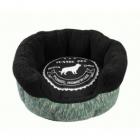 Culcus oval pentru caini Tunnel Pet S 41x38x20 cm