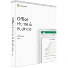 Microsoft Office Home and Business 2019 ENG 32 bit x64 1 PC Medialess