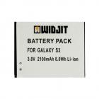 Acumulator Widjit pentru Samsung Galaxy S3 3 8V 2100mAh