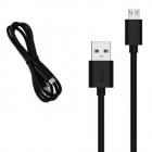 Cablu USB C compatibil cu GoPro Hero 5 6 7 Negru 1m