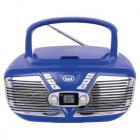 Radio CD Player USB Albastru