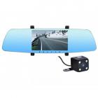 Camera auto DVR iUni Dash 830 Full HD duala unghi de filmare 170 de gr