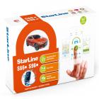 Alarma auto StarLine S96BT GSM Bluetooth functioneaza cu telecomanda o