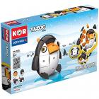 Set Constructie Magnetic Kor Tazoo Jelo 70 piese
