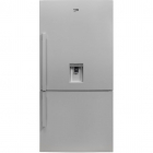 Combina frigorifica CN161220DS 552 litri Clasa A Argintiu