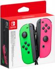 Accesoriu consola Nintendo Switch Joy Con Pereche Neon Green si Neon P