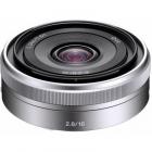 Obiectiv plat Sony SEL16F28 16mm wide NEX 3 5