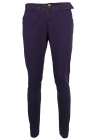 Pantaloni Promod Sally Dark Purple