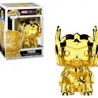 Funko POP Marvel Studios 10 Thor Chrome Bobble Head