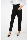 Saint Laurent 17 cm Stretch Cotton Denim Pants