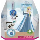 Set Elsa Olaf cu medalion Olafs Frozen Adventure