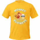 Tricou Monkey Business