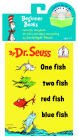 One Fish Two Fish Red Fish Blue Fish Book CD