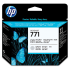 HP Printhead 771 Photo Black Light Gray