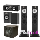 Pachet Boxe Bowers Wilkins 603 Boxe Bowers Wilkins 606 Boxa Bowers Wil
