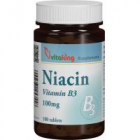 Vitamina b3 100mg 100cpr VITAKING