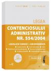 Legea contenciosului administrativ nr 554 din 2004 August 2018 Iuliana