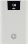 Baterie externa A 10000 mAh 2x USB 1x USB C 2 1A White