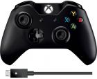 Gamepad Microsoft Xbox One controller Black