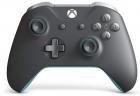 Gamepad Microsoft Xbox One S Wireless controller Grey Blue