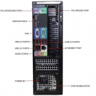 Calculator Dell Optiplex 9020 Desktop SFF Intel Core i5 Gen 4 4570 3 2