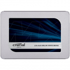 CRUCIAL MX500 1TB SSD 2 5 7mm with 9 5mm adapter SATA 6 Gbit s Read Wr