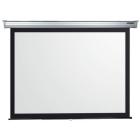Ecran de proiectie New Gold electric 240 x 200 cm format 1 1 alb mat