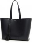Saint Laurent Logo Tote Bag