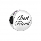 Pandantiv Best Friend din argint