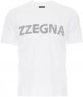 Z Zegna Logo Patch T Shirt