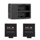 Incarcator dual 2 baterii SJCAM SJ7 Star