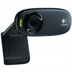 Camera web C310 USB Negru