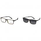 Rame ochelari de vedere unisex Polar CLIP ON 401 428 K401428