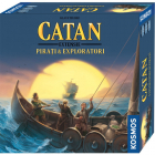 Colonistii din Catan Extensie Pirati si Exploratori 3 4 Jucatori
