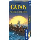 Colonistii din Catan Extensie Pirati si Exploatori 5 6 Jucatori