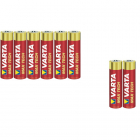Set 8 Baterii AAA Max Tech