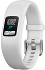 Bratara fitness Garmin Vivofit 4 White Small Medium