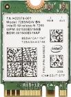 Placa de retea wireless Intel Dual Band Wireless AC 7265 2x2 Bluetooth