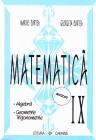 Matematica cls 9 algebra geometrie trigonometrie Marius Burtea Georget