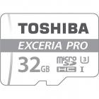 Card Exceria Pro M401 microSDHC 32GB 95MB UHS I U3 cu adaptor SD