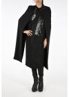 Single Breast ASSEMBLY SHORT CAPE Coat