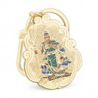 Amuleta de protectie Kwan Kung kuan kung