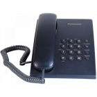Telefon fix Panasonic KX TS500FXC albastru