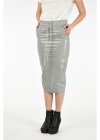 DRKSHDW Cotton SOFT SHORT PILLAR Skirt