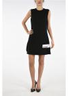 Prada Virgin Wool Sleeveless Dress