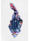 86x86cm Silk Printed Foulard
