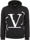 Valentino Garavani Go Logo Hoodie